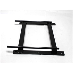 Garage Sale - LH Black Universal Mount For Low Back Vinyl Seat, Left Hand Side