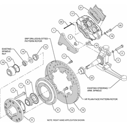 Suspension Wrangler Tj in addition Fc150 Rearaxle Parts furthermore Mustang Ii Rack And Pinion moreover Gmc Yukon 4 8 2014 Specs And Images also 189974 Lower Front Spring Pan Rubber Replacement. on 1953 chevy truck front suspension