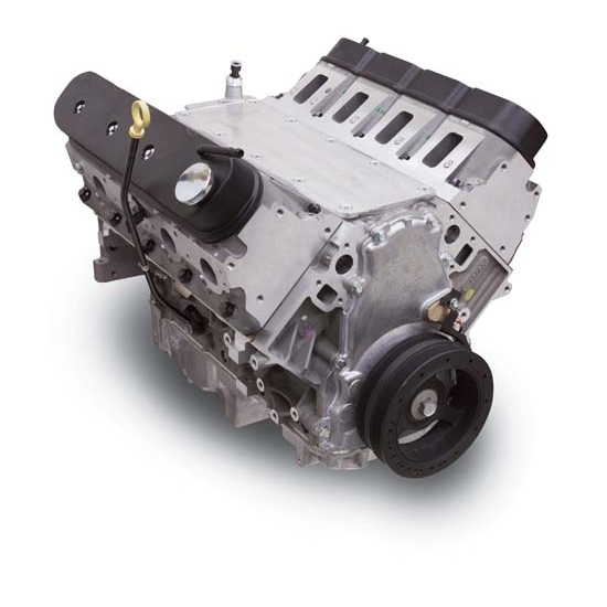 Ls3 Engine Came In What Cars: Edelbrock 46720 GM LS 416 Engine Long Block, Aluminum