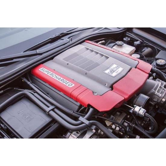 Supercharger Kits For Jeep 2 5: Edelbrock 1571 E-Force C-7 Corvette Supercharger System