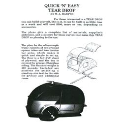 Car Trailer Plans, Utility Trailer Plans - Build It Yourself
