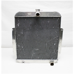 Garage Sale - AFCO 1953-56 Ford Truck Aluminum Radiator, Chevy Engine