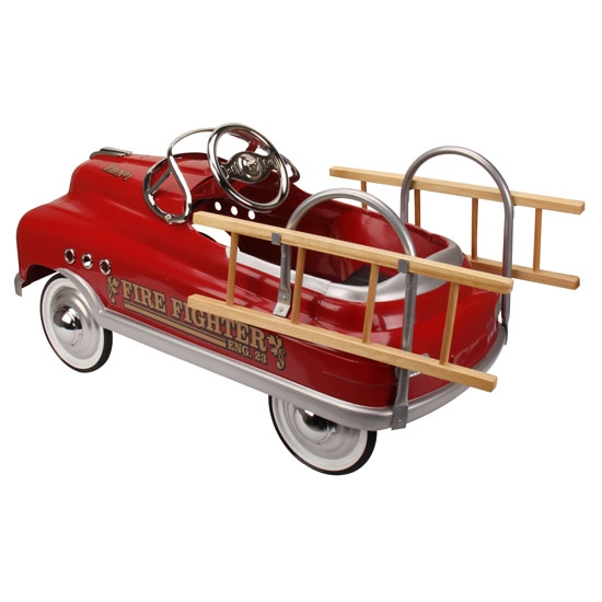 Gearbox Fire Truck Pedal Car Parts