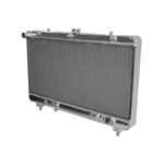 Afco 80259N 2010-Up Camaro Aluminum Radiator, Satin Finish