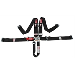 Simpson 5-Point Harness Seat Belt Sets, Wrap Around, Pull Down