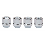 Gorilla Automotive 90087B 1/2 In-20 Tall Acorn Lug Nuts, 60 Deg Taper