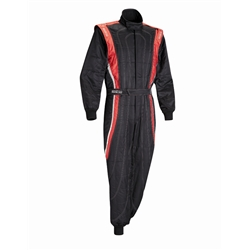 Sparco 001148US52NL Tecnica Shiny Race Suit, Size Medium