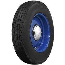 Coker Tires 676443 Excelsior Stahl Sport Radial Tire, 700R16