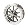Team III Wheels Gasser ET Wheel-15x4.5, 5 on 4.5 In., 2 In. Backspace