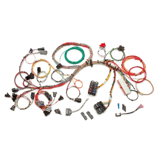 painless wiring 60510 ford 1986 95 5 0l efi wire harness ebay