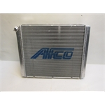 Garage Sale - AFCO 24 Inch Chevy Radiator, 45 Degree Filler Neck