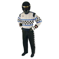 Garage Sale - Super Victory 2-Layer Nomex One Piece Firesuit, Size Medium