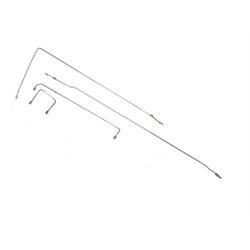 GARAGE SALE - S.S. BRAKE LINE KIT - 23 T