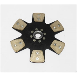 Garage Sale - Ram Clutches 1029 10.5 Inch Metallic Clutch Disc 1-5/32 Inch 26-Spline
