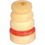 Speedthane 223541 Red Bump Stop, 3 Inch Height, Soft