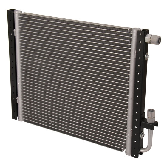 Street Rod Air Conditioners : New afco quot aluminum air conditioning a c