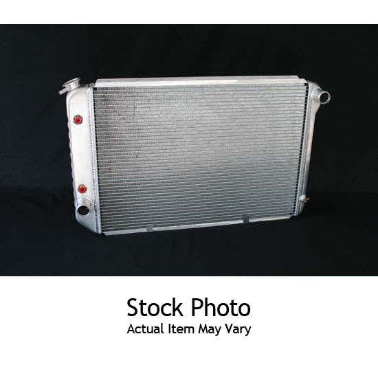 Dewitts 1339002A 1966-67 Chevelle SB/BB Direct Fit Radiator, Automatic