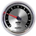 Auto Meter 1298 American Muscle Air-Core In-Dash Tachometer Gauge