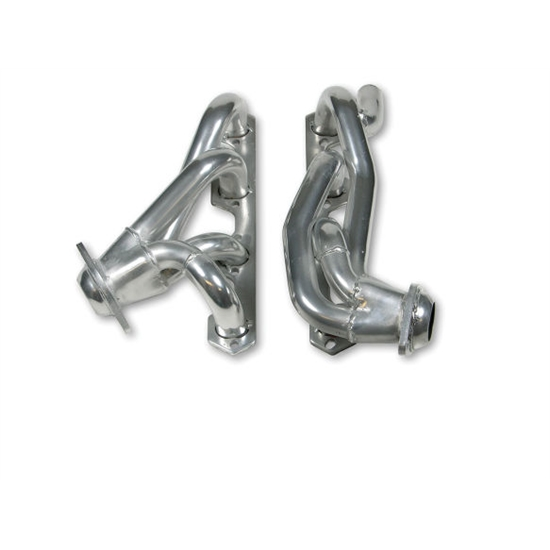 Flowtech 91628-1FLT Shorty Headers, 86-95 Ford F-150/250/Bronco, 5.8L