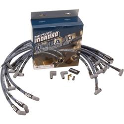 Moroso 73607 Custom Fit Ultra 40 SB Chevy Spark Plug Wires