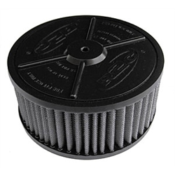 R2C Performance CF10500 Pit Tuning Filter-Holley/Braswell 5 In. Flange