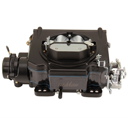 Street Demon 1901BK 625 CFM 4-Barrel Carburetor, Polymer, Main Body Black