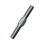Stainless Steel Double Adjuster, 3/4-16 Threads, 6-1/2 Inch Length