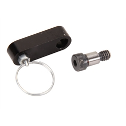 Wehrs WM251-8 Dual Bearing Slider Quick Release Lock Bolt and Pin
