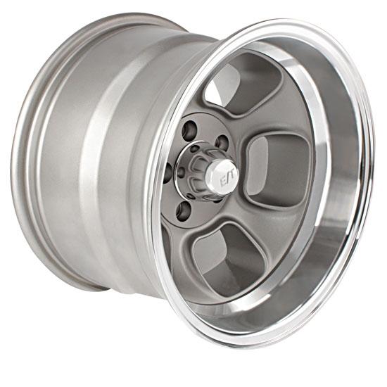 Team iii et five window 15 in wheel 15x10 5 on 4 for 17 inch d window wheels