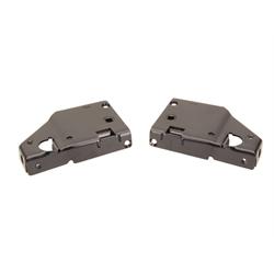1928-1929 Model A Roadster Door Latches, Pair