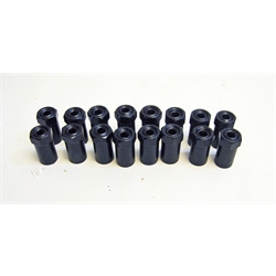 Garage Sale - 7/16 Inch Poly Locks, Set of 16