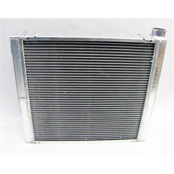 Garage Sale - Speedway Double Pass Radiator 19 Inch X 22 Inch, RH