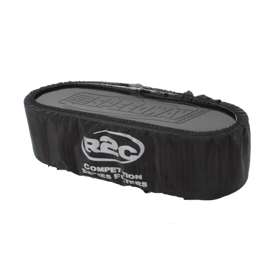 R2C Performance R2C0210A6 14.5 Inch Outerwear Oval Prefilter Cover