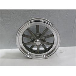 Garage Sale - Gasser ET Wheel, 15X4.5, 5 On 4.75 Inch, 2 Inch Backspace