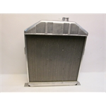 Garage Sale - Griffin Radiators 4-242BX-AAX 1942-48 Ford Aluminum Radiator, Chevy V8
