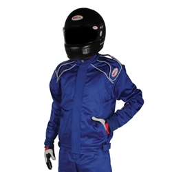 Garage Sale - Bell Pro Drive II Single Layer Jacket Only, Blue, Size XXL