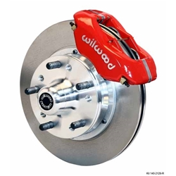Garage Sale - Wilwood 140-11017-R FDL 11 In. Front Brake Kit, 74-80 Pinto/Mustang II