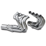 Dynatech Big Block Chevy Two Step Dragster Headers, 2-3/8 - 2-1/2, Merge Collector