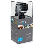 GoPro CHDHN-301 Hero 3 Camera, Silver Edition