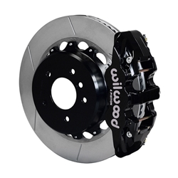 Wilwood 140-13583 AERO4 Rear Disc Parking Brake Kit, 14 Inch