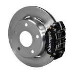 Wilwood 140-13664, Dynapro Lug Mount Pro-Series Rear Disc Brake Kit