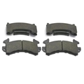 Wilwood 150-8936K BP-10 GM Metric 1978-Up Brake Pads