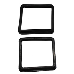 CHQ Reproductions Parking Light Housing Mount Gaskets, 67 Camaro, Pair