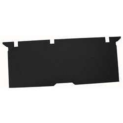 REM Automotive CA-186 Trunk Divider Board for 1970-81 Camaro