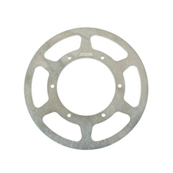 M&W SG-643-2 Micro/Mini/600 Sprocket Guard, 6.438 Inch Bolt Circle
