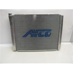Garage Sale - AFCO 1960-68 Impala Caprice Radiator, Satin Finish, No Transmission Cooler