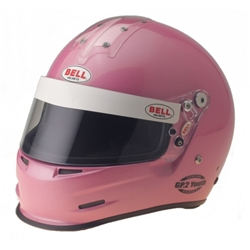 Garage Sale - Bell Gp2 Youth Racing Helmet, Youth Series, Pink, Size XS