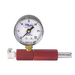 Kwik Change 713-300 Hand Pump for Setting Bleed-Offs, 0-30 PSI