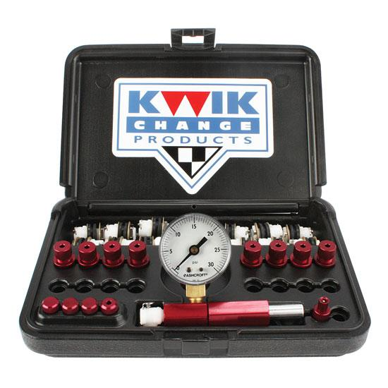 Kwik Change Relief Valves 713-500 Standard Bleeder Kit