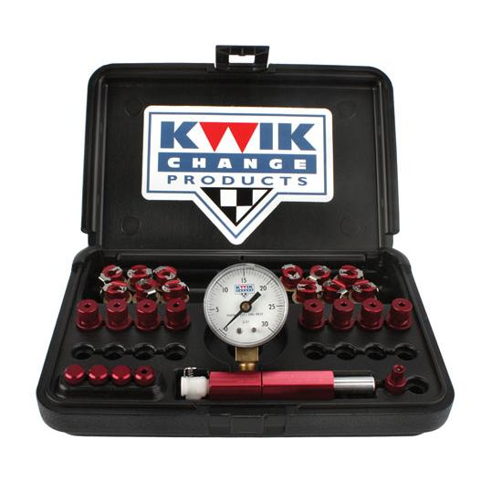 Kwik Change Economy Bleeder Kit